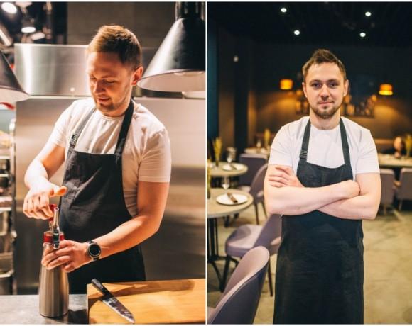 Евгений Цыганов, шеф-повар ресторана Cameo: «Было бы желание – остальное прибавится»