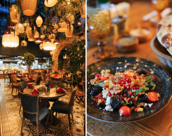 Ресторан «Шеф Амазония»: внезапно Турция на улице Лесной