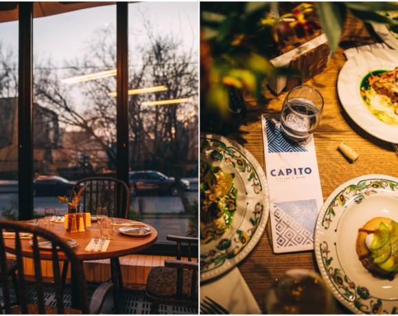 Capito Café – по-настоящему домашний уголок в окрестностях Белорусской