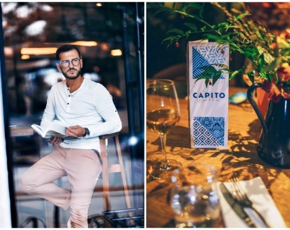 Игорь Приходько, Capito Café: «понятная кухня – наша ценность!»