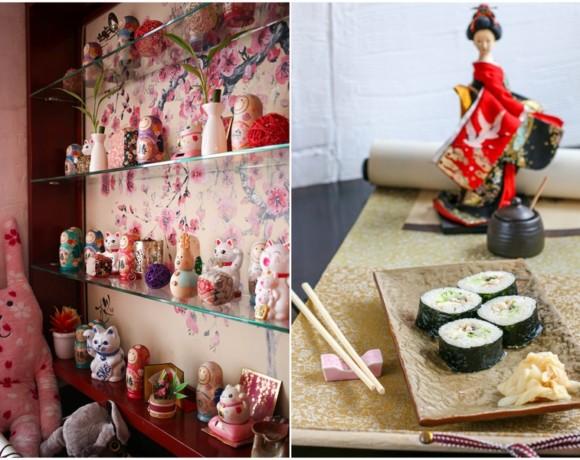 Ресторан «Цветение сакуры»: все разнообразие японской кулинарии здесь