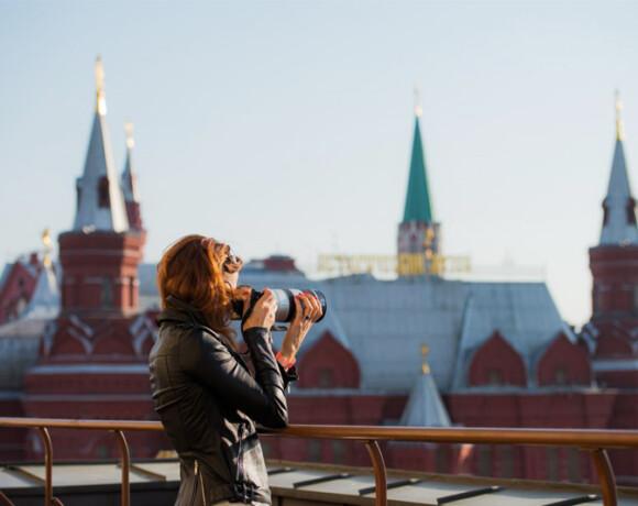 Архитектурная Москва Елены Крижевской