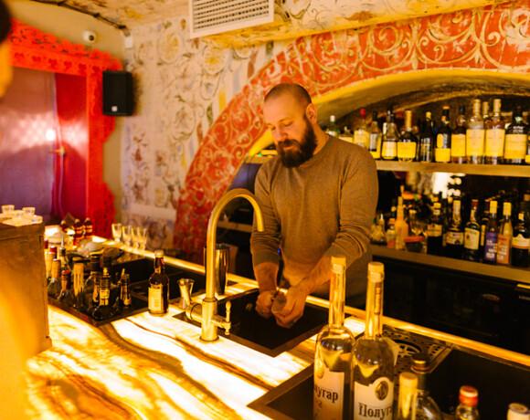Андрей Корнилов, шеф-бармен нового проекта Do not disturb: «Из-за барной стойки с любовью!»