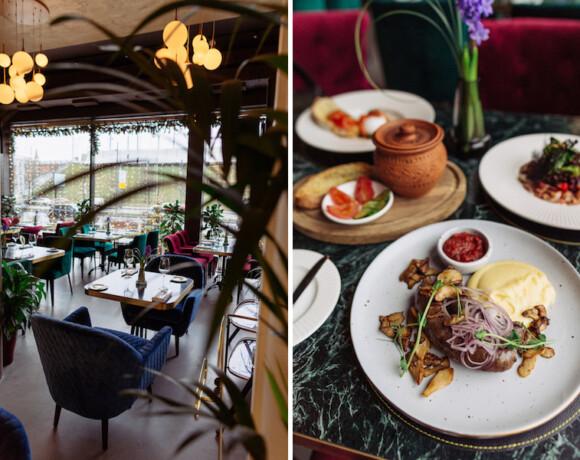 LOGOVO – ресторан с мужским характером в районе Фрунзенской набережной