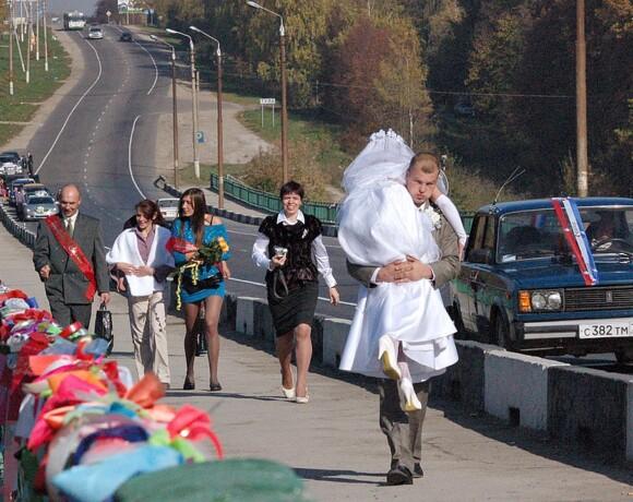 Отпусти и забудь: свадебные традиции