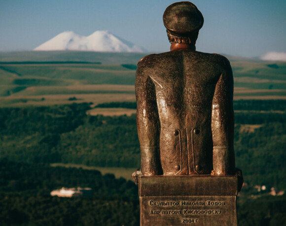 Кисловодск – идеальный город для любителей природы, долгих прогулок и нарзана