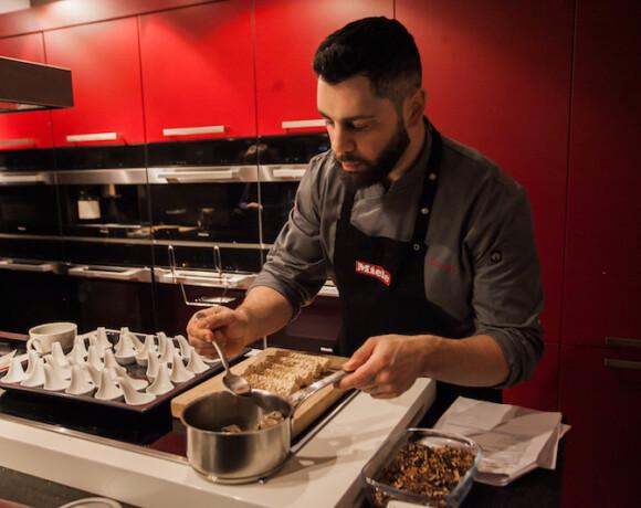 Бренд-шеф Марк Стаценко: «Вегетарианство – кухня будущего»