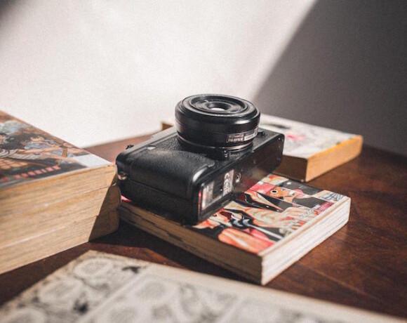 Что делать, если нашёл плёночный фотоаппарат?