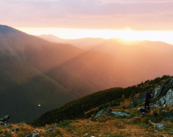 Через горы к себе настоящему