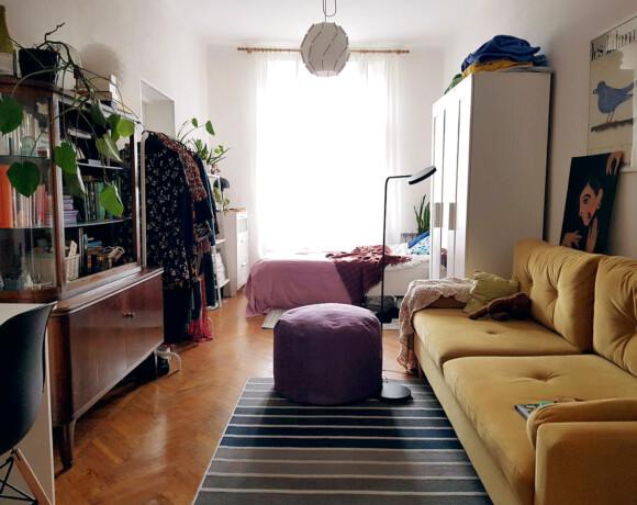 Из бабулиного жилища с коврами в светлый скандинавский минимализм