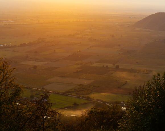 Алазанская долина – почти Тоскана. Часть 1