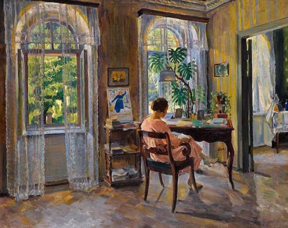 Музы русских художников