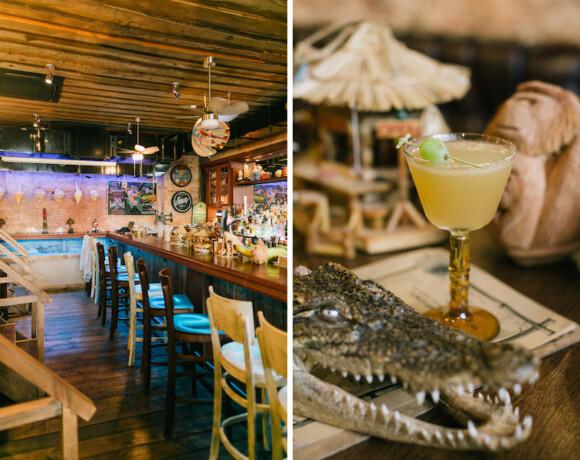 Black Hat Bar: новое меню и тропические бранчи в карибском баре