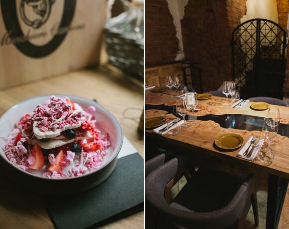Dodici – ресторан для истинных гедонистов