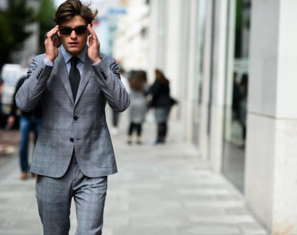10 шагов к идеальному мужскому костюму