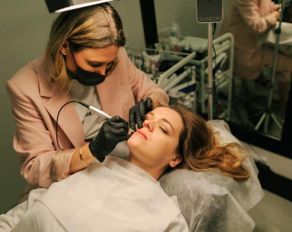 Личный опыт: перманентный макияж губ