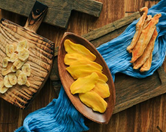 Фруктовые и овощные снеки: перекус для тех, кто ценит здоровье