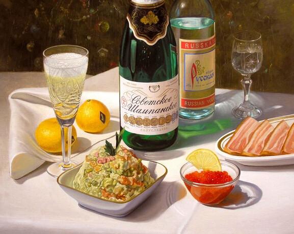 Салат оливье: 10 вариантов для новогоднего стола