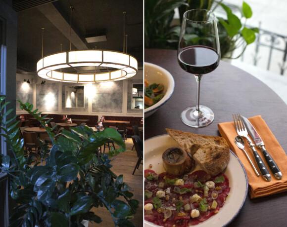 Steak it easy – место, где вино течёт из пивных кранов, а мясо готовится в хоспере