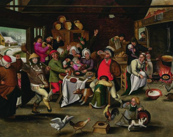 Нидерланды в Подмосковье: выставка «Младшие Брейгели и их эпоха»