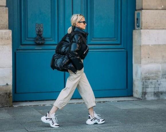 С чем носить джоггеры? 5 стильных образов