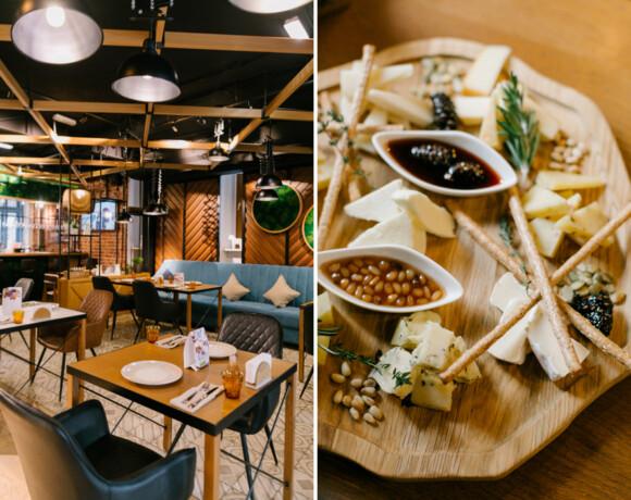 М2 Organic Club – ресторан с органической едой и концепцией «от фермы к столу»