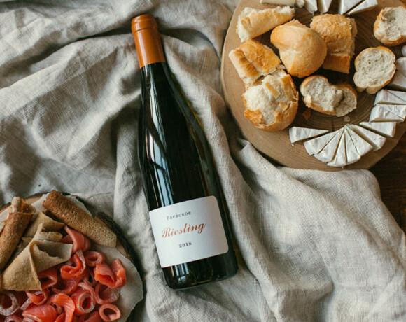 Про вино Porusski: «Раевское Riesling»