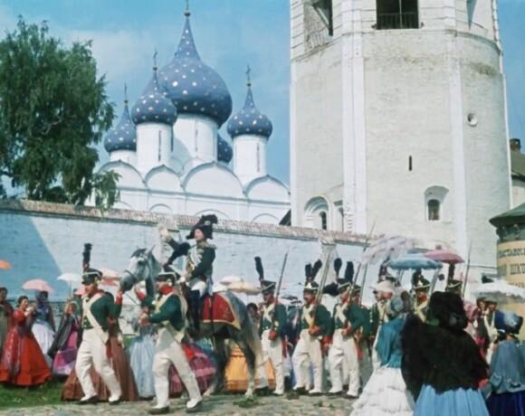 Кинопутешествие по Владимирщине