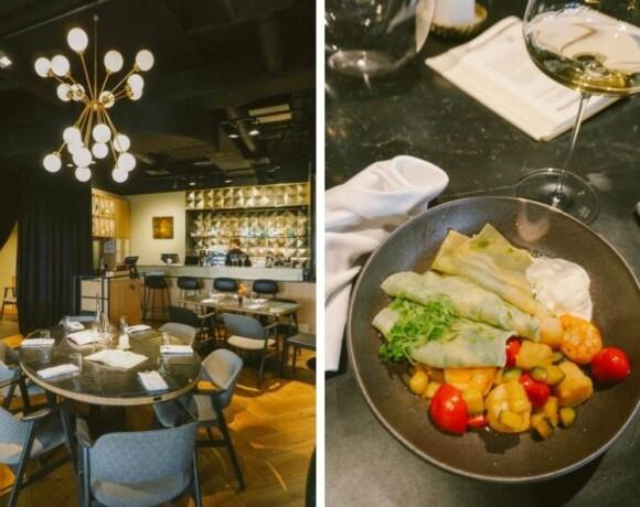 My Big Love Wine Bar + shop — винный бар с авторской кухней и винотека в центре города