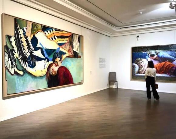 Австрийская художница Ксения Хауснер: «Правдивая ложь» в русском контексте