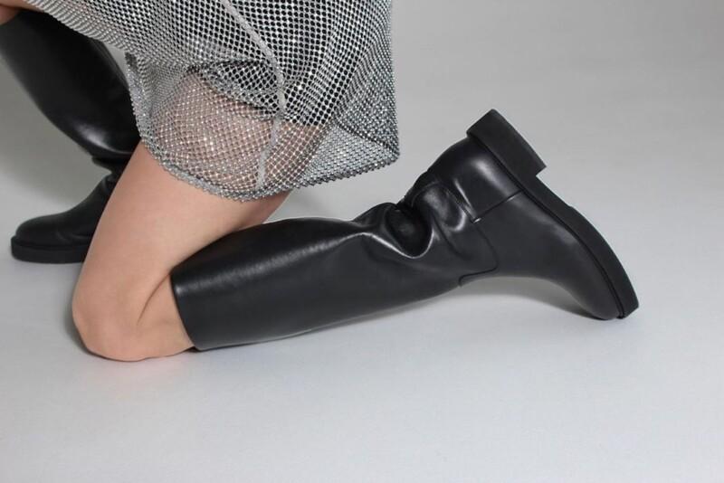 Модели осенней обуви