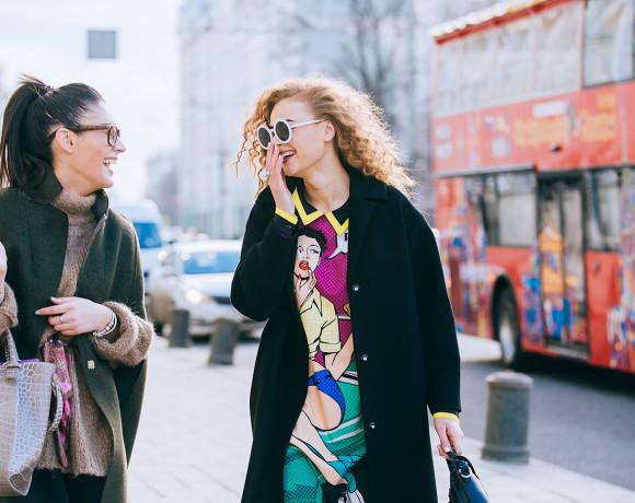 Street style-отчет с MBFW 2016. Московские модники в ожидании показов