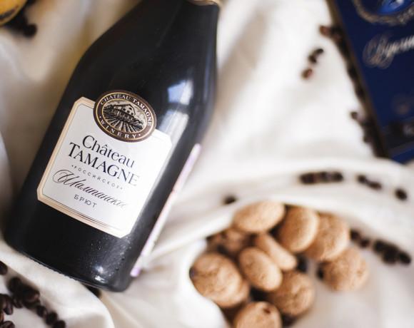 Винный вторник: Брют от Chateau Tamagne