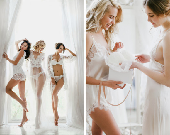3 российских бренда свадебного нижнего белья