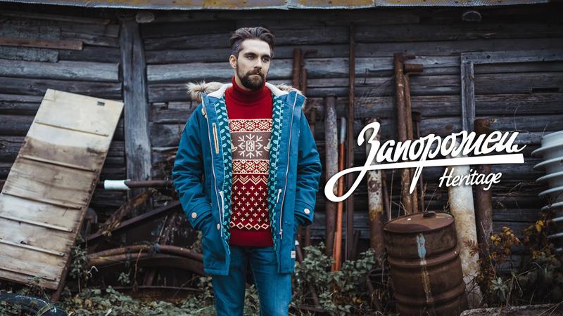 Куртка — 10 800₽; свитер - 3950 ₽