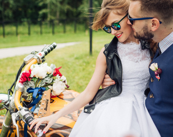 Яркая свадьба: добавим рока этому празднику!
