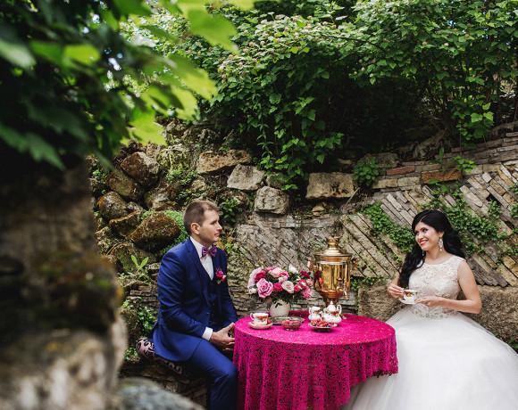 Свадьба: очарование дворянства