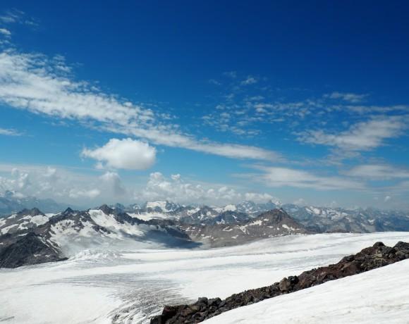 Экстрим: Восхождение на Эльбрус. Записки маленькой девушки с большим рюкзаком