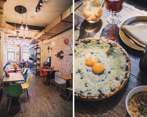 Место есть: ближневосточная классика. Обзор кафе Laffa Laffa