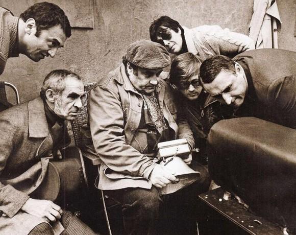 О культовых режиссерах, воспоминания коллег