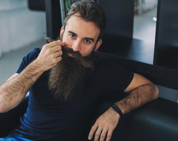 Красота по-мужски: как отрастить бороду