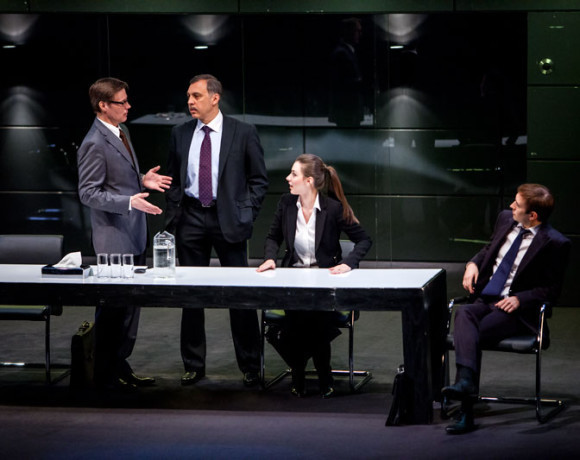 Театральный обзор: Метод Грёнхольма в театре Наций