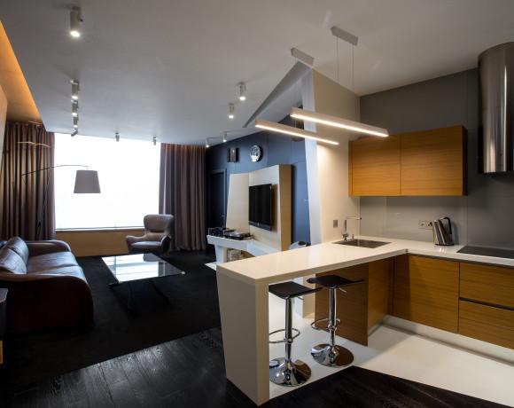 Интерьер квартиры. Современный дизайн