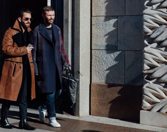 Мужской стиль одежды. Осень-зима 2016/2017