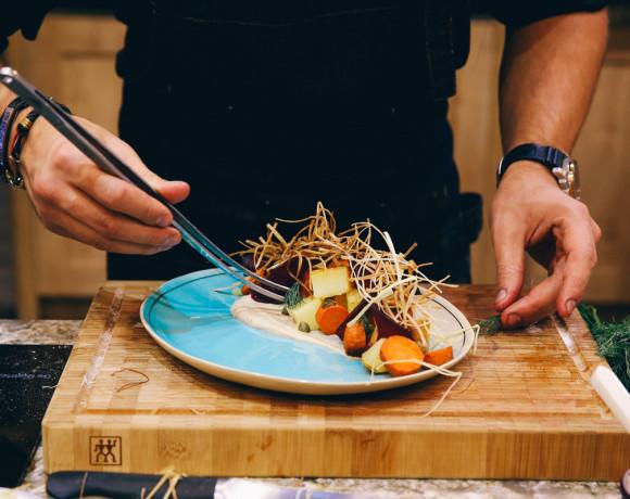 Кулинарные шедевры от шефа: свежий взгляд на винегрет