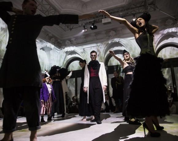 Театральный обзор: иммерсивный спектакль-триллер «Чёрный русский»