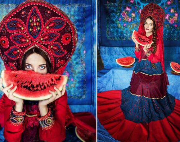 Сказочные образы первоуральских красавиц