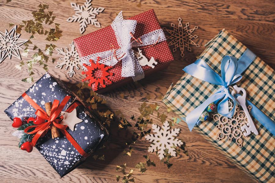 Урок оформление подарка 7 класс
