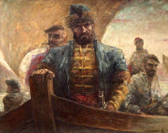Великие русские путешественники и их открытия: Ермак Тимофеевич