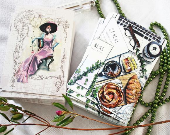 Дизайнерские открытки